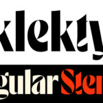 Eklektyk Display Font