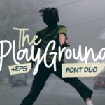 Play Ground Font